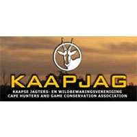 Logo image for kaapjag shooting. One of our shooting buddies.